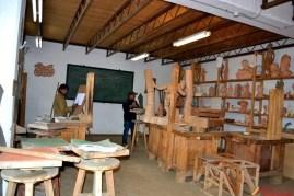 Los maestros artesanos de Don Bosco en Chacas