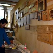 Trabajos sobre Madera don Bosco