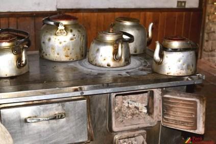 Cocina Industrial, fabricado por los artesanos de la Familia Don Bosco