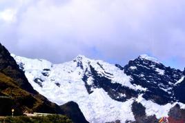Nevados en Chacas