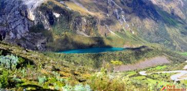 Lagunas en Chacas y San Luis