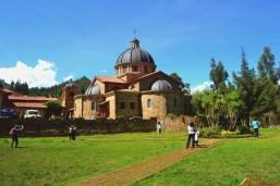 Santuario de Pomallucay en San Luis Ancash