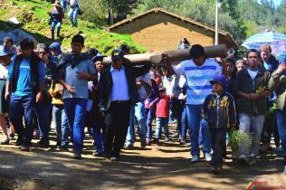 Peregrinación San Luis Ancash