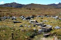 Canal de drenaje del Capac Ñan