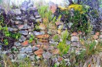 Construcciones de piedras en Inka Ragá San Luis