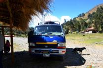 Hora de retornar a Pomabamba