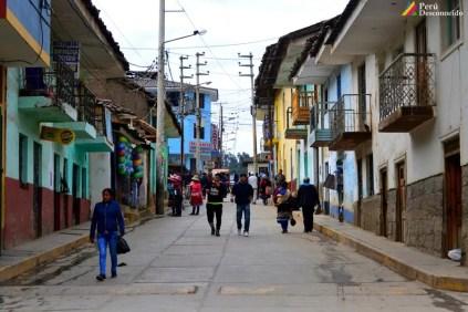 Pobladores de Pomabamba