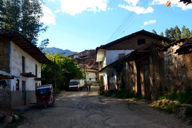 Calles de Pomabamba