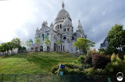 Zurück im Programm, Sacré-Cœur de Montmartre ist absolute Pflicht.