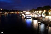 Der obligatorische Nachtspaziergang an der Seine...