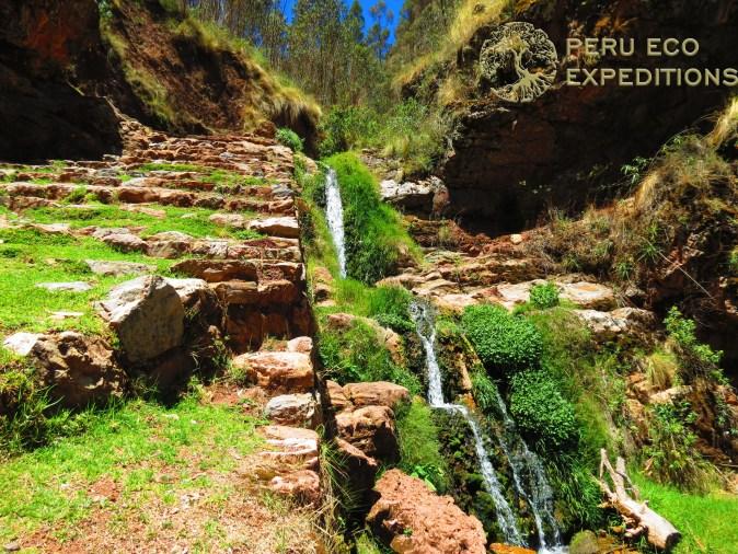 Chinchero Hike Waterfalls
