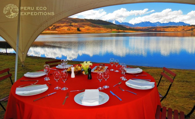 Gourmet Andean Picnic - Cusco Events - Peru Eco Expeditions