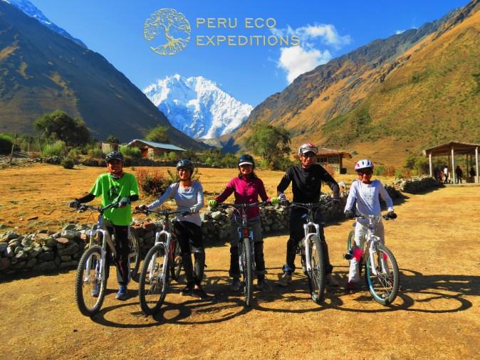 Humantay Lake Mountain Bike
