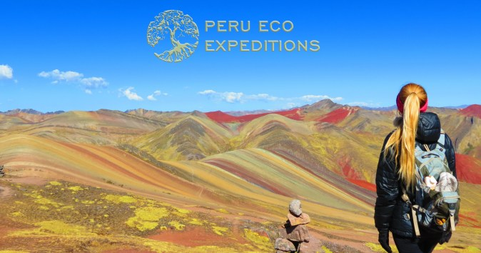 Palccoyo Trek & Bike - Sara Rainbow Mountains