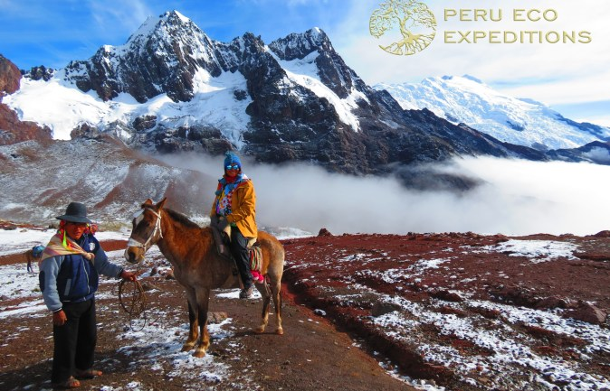 Luxury Peru Travel - AdrenaLuxe Ausangate Trek