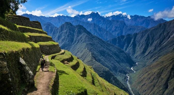 Inca Trail Terraces (3)