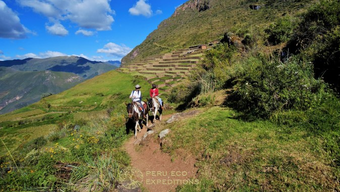 Huchuy Qosqo Horseback Ride Full Day - Peru Eco Expeditions