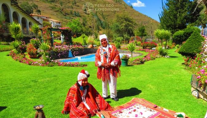 Villa Tipon Shaman Ceremony - Peru Eco Expeditions