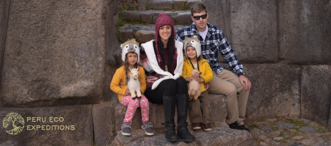 Sacsayhuaman - Ultimate Peru Family Adventure - Peru Eco Expeditions