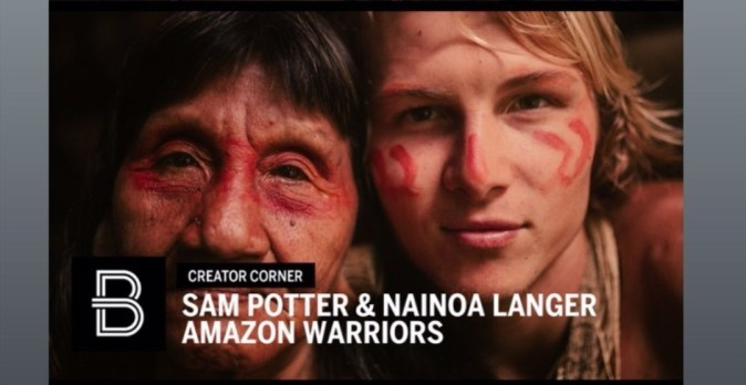 Beautiful Destinations - Sam Potter Amazon Warriors - Peru Eco Expeditions