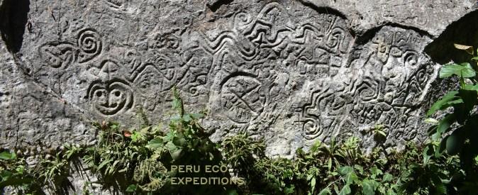 Pusharo Petroglyphs - Peru Eco Expeditions