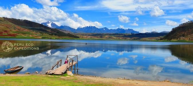 Huaypo Lake SUP - Peru Eco Expeditions