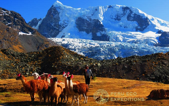 Ausangate Trek Expedition Special - Peru Eco Expeditions