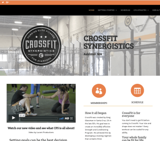 crossfit cropped
