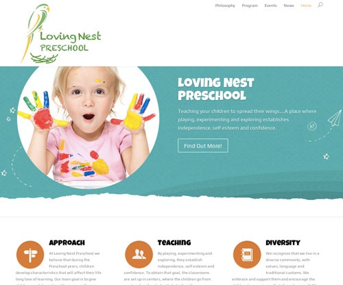 Loving Nest Preschool