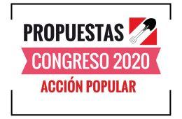 propuestas de acción popular