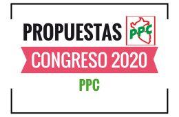propuestas del PPC