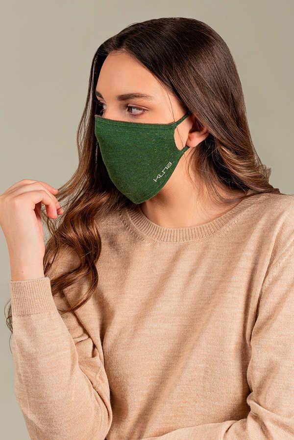 Barbijos color verde moda