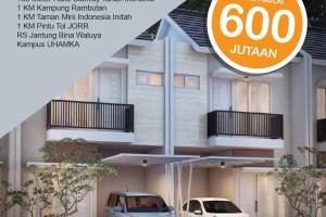 TB Simatupang Residence | Rumah Murah Ciracas Jakarta Timur