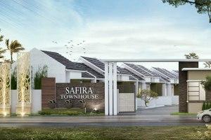 Rumah Syariah Murah di Bogor Safira Town House