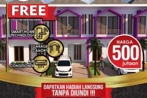 Rumah Syariah Serpong Tangerang Micropolis 4