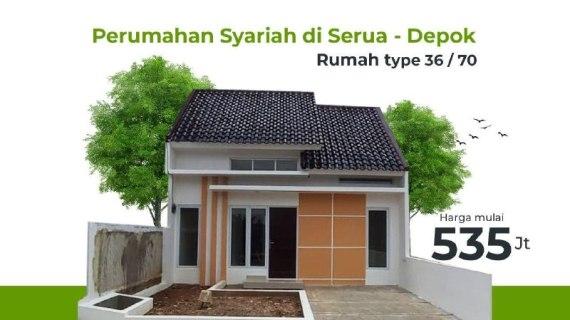 Al Ihsan Residence 1 Bojongsari Depok
