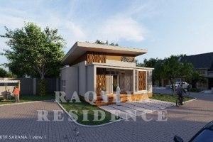 Raqilla Residence Cilebut | Rumah Dekat Stasiun Cilebut