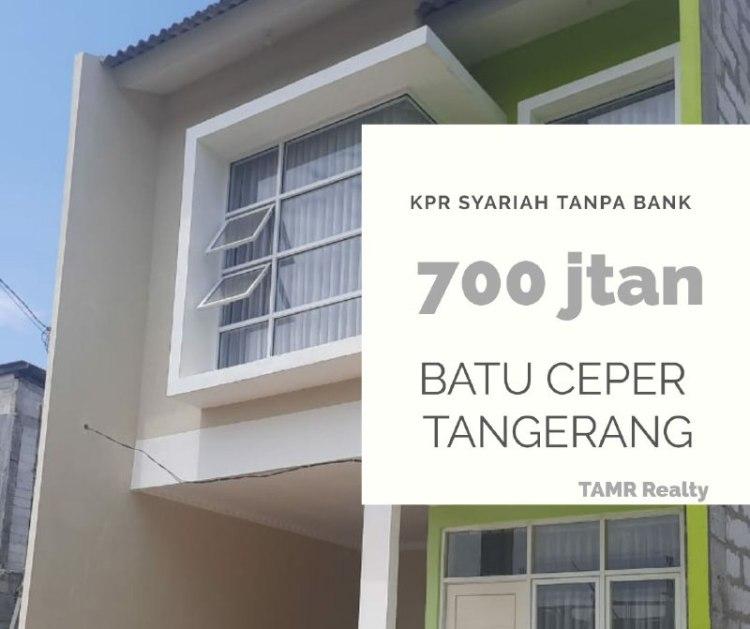Griya Be Hasanah Rumah Syariah Tangerang