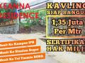 Keanna Residence Cibeureum | Kavling Siap Bangun Dramaga Bogor