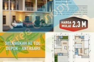 Samana Residence Syarpa | Rumah Syariah Ready Stock di Ciganjur