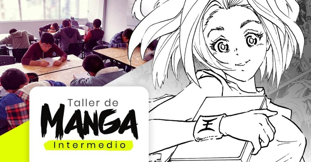 Taller de Manga Intermedio