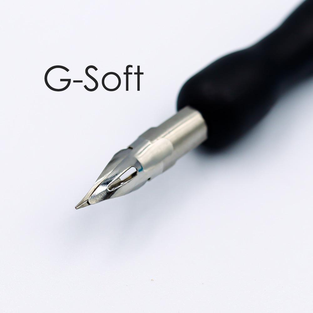 Plumillas (Set de 5 puntas) G-Soft