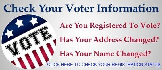 Register To Vote & Absentee Ballot Applications