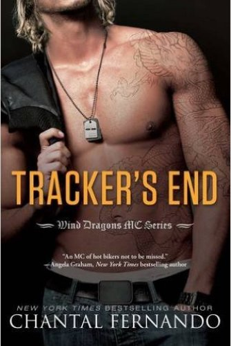 Princess Elizabeth Reviews – Tracker's End (Wind Dragons MC #3) by Chantal Fernando