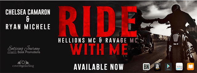 Release Blitz for Ride With Me by Ryan Michele and Chelsea Cameron