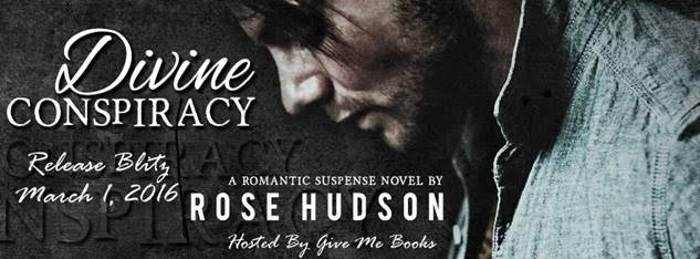 Release Blitz for Divine Conspiracy by Rose Hudson