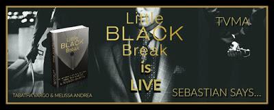 Little Black Break by Tabatha Vargo - Release Day