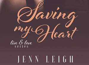 Jean Leigh - Saving My Heart - Promo