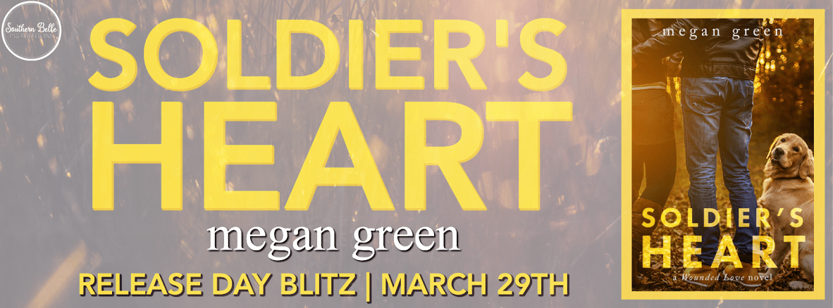 Megan Green - Soldier's Heart - Release Blitz