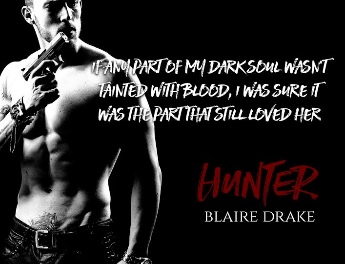 HUNTER by Blaire Drake - Release Day Launch